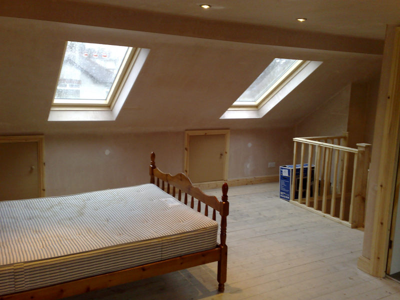 Loft Conversion Specialists Sheffield Rosewood